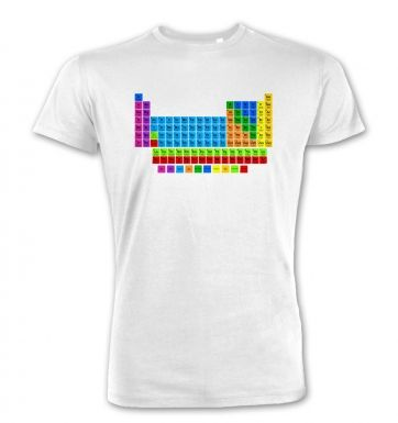 Periodic Table premium t-shirt