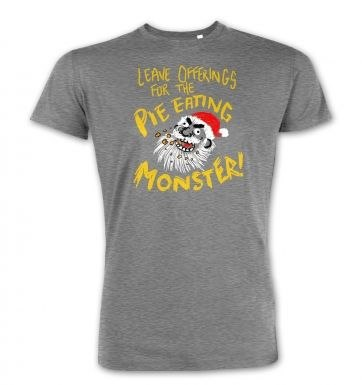 Pie Monster premium t-shirt