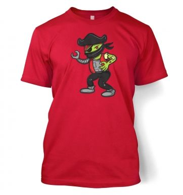 Pirate Zombie Robot Ninja  t-shirt