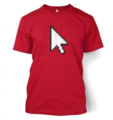 Pixelated Cursor t-shirt