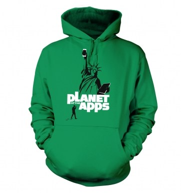 Planet Of The Apps hoodie
