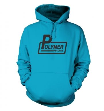 Polymer Records hoodie