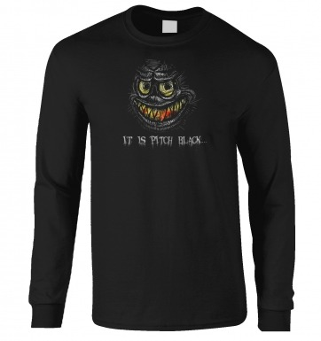 Portrait Of A Grue long-sleeved t-shirt