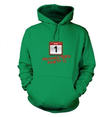 Pranksters Party Unisex College hoodie
