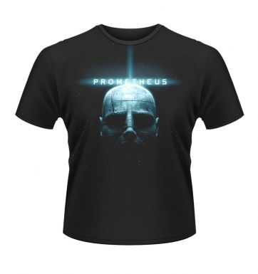 Prometheus Head t-shirt - Official