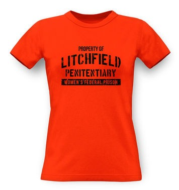 Property Of Litchfield classic women's t-shirt