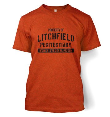 Property Of Litchfield t-shirt