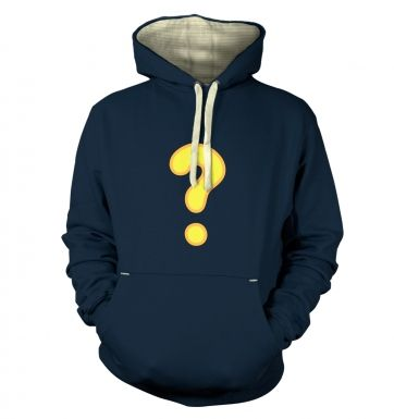 Quest Question Mark Premium Hoodie