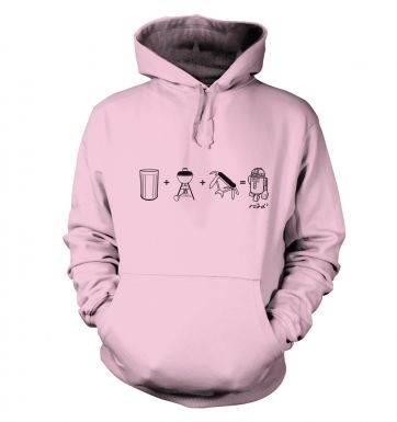 R=2D Squared Equation hoodie