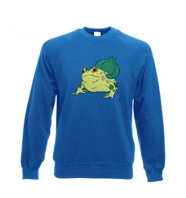 Real Life Bulbasaur sweatshirt