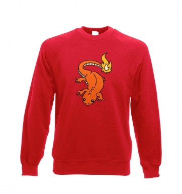 Real Life Charmander sweatshirt