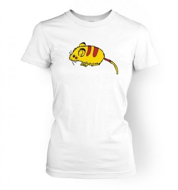 Real Life Pikachu womens t-shirt