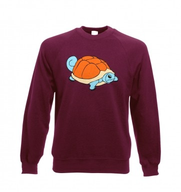 Real Life Squirtle sweatshirt