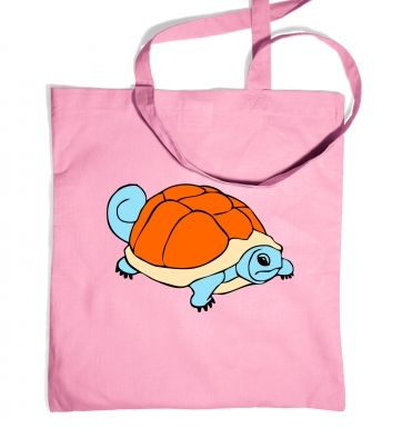 Real Life Squirtle tote bag