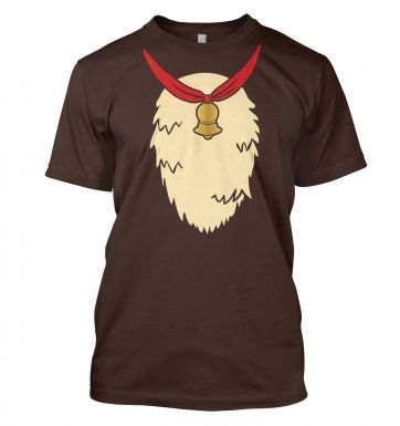 Reindeer Costume men's t-shirt