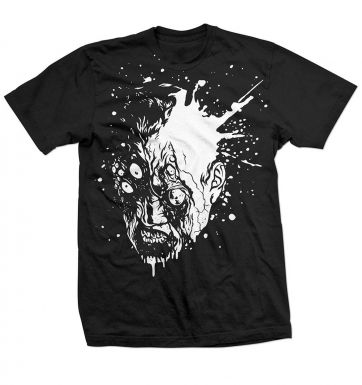Resident Evil 6 White Zombie t-shirt - OFFICIAL