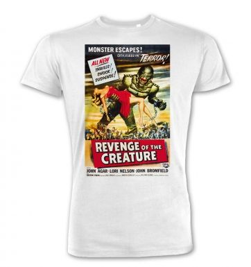 Revenge Of The Creature premium t-shirt