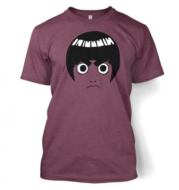 Rock Lee Face  t-shirt