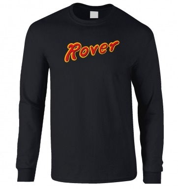 Mars Rover long-sleeved t-shirt