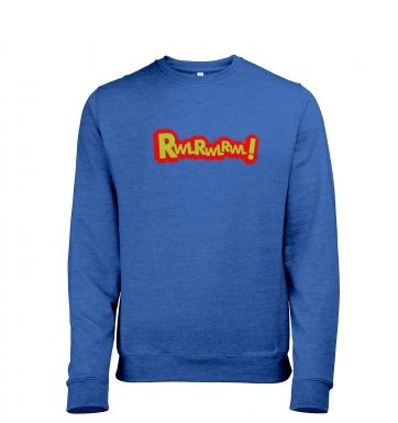 Rwlrwl heather sweatshirt