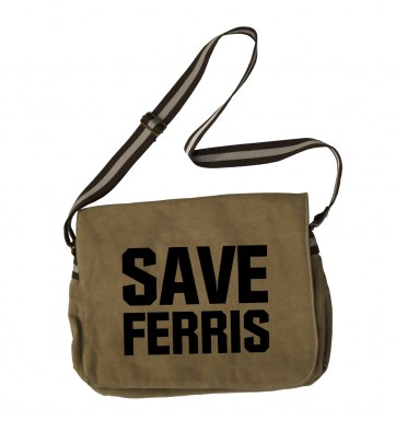 Save Ferris messenger bag
