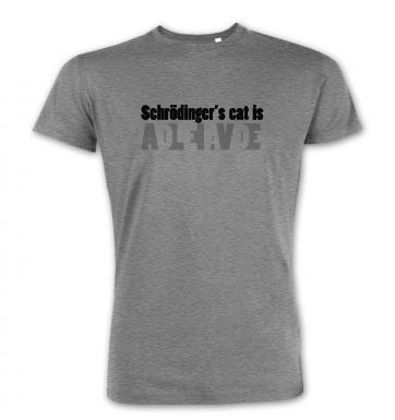 Schrodingers Cat Is Dead And Alive active premium t-shirt