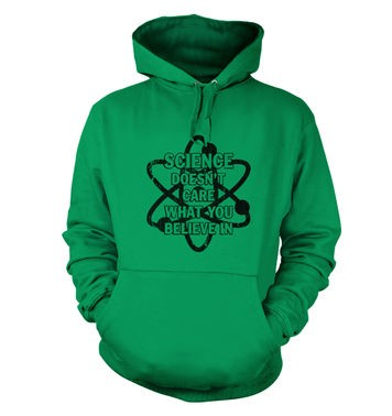 Science Doesn't Care hoodie