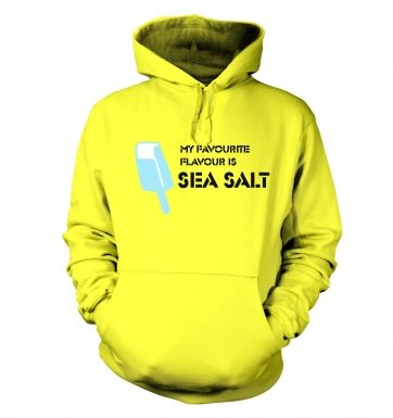 Sea Salt Ice Cream hoodie