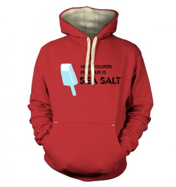 Sea Salt Ice Cream premium hoodie 