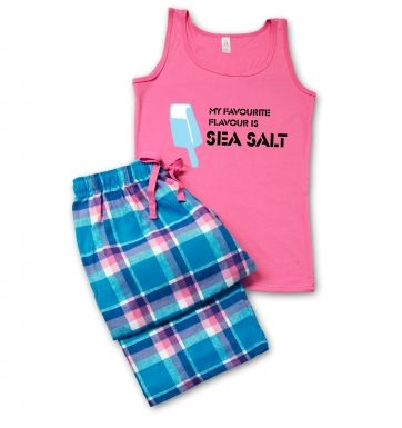 Sea Salt Ice Cream ladies' pyjamas