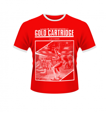 SEGA Gold Cartridge men's t-shirt - Official