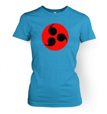 Sharingan Eye women's t-shirt