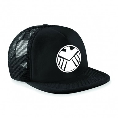 Shield Agent Logo baseball cap