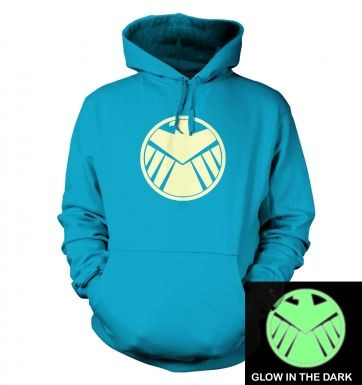 Shield (glow in the dark) hoodie