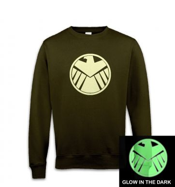 Shield (glow in the dark) sweatshirt