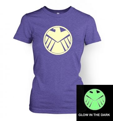 Shield (glow in the dark) women's t-shirt