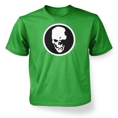 Shinigami Skull kids' t-shirt