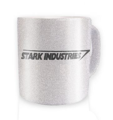 Silver Stark Industries mug