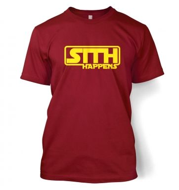 Sith Happens Adult T shirt