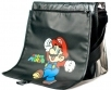 Nintendo Super Mario Bros messenger bag with reversible Kong/Mario flap