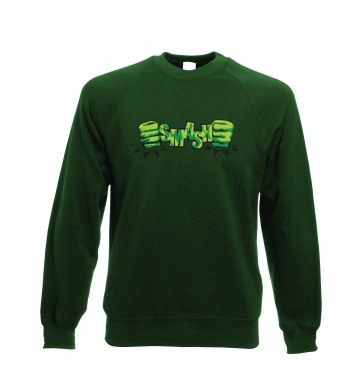 SMASH Fists sweatshirt