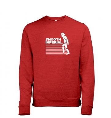 Smooth Imperial Mens Heather Sweatshirt