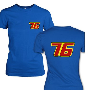 Soldier 76 women's t-shirt