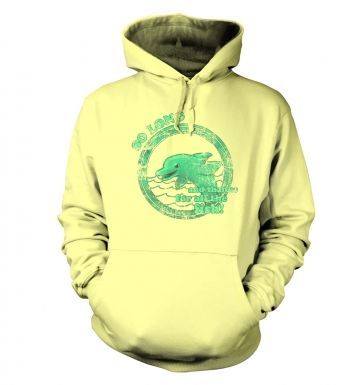 So Long And Thanks For All The Fish hoodie