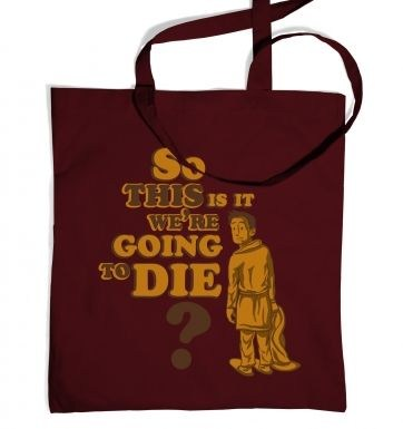 So This Is It tote bag