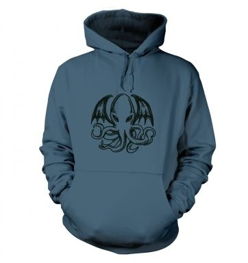 Squid Monster hoodie