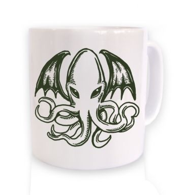 Squid Monster mug