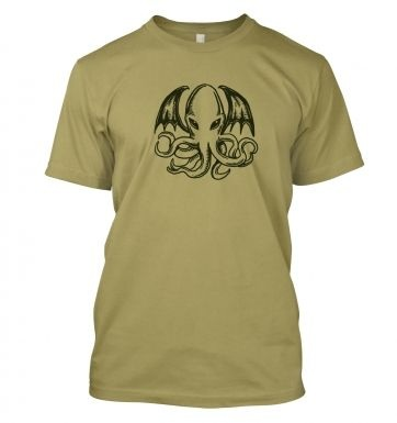 Squid Monster t-shirt