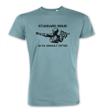 Standard Issue AK13 Assault Kitten premium t-shirt