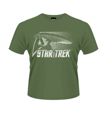 OFFICIAL Star Trek Vintage Enterprise men's t-shirt
